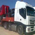 Preacuerdo en el convenio de transportes de mercancias de la provincia de Albacete