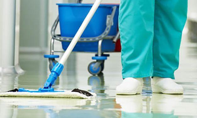 UGT pide al Sescam una reunión urgente con sindicatos y patronales por las pésimas condiciones de la limpieza sanitaria